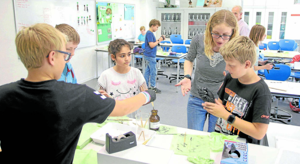 Rückblick aufs Science-Camp 2019